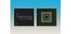 e・MMC NAND Flash Memory for Automotive Applications